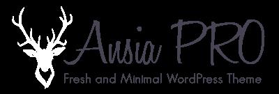 Ansia PRO Theme Demo