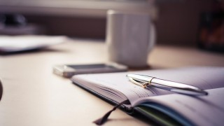 WordPress Theme: Delicato standard post