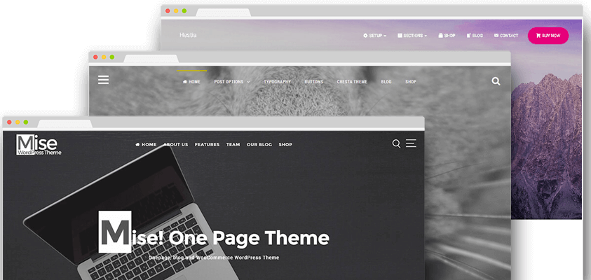 30+ Best Free Responsive WordPress Themes 2018 - CrestaProject