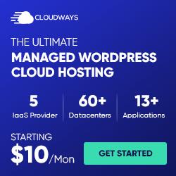 CloudWays Hosting